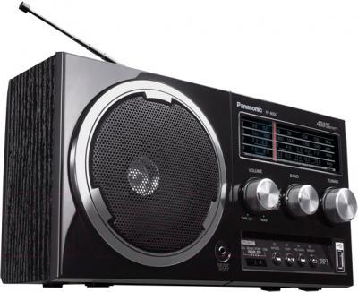 Радиоприемник Panasonic RF-800UEE1-K - общий вид