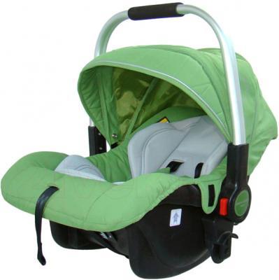 Детская универсальная коляска Pierre Cardin PS880 3 в 1 (зеленый) - автокресло