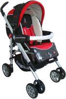 Детская универсальная коляска Pierre Cardin PS693B 2 в 1 (красный) -
