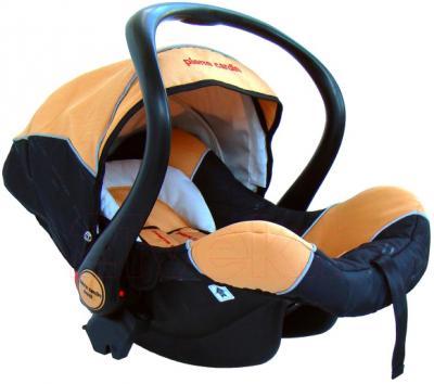 Детская универсальная коляска Pierre Cardin PS693B 2 в 1 (оранжевый) - автокресло