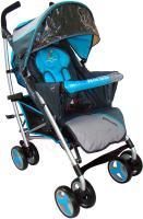 Детская прогулочная коляска Pierre Cardin PS518 (синий) -