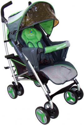 Детская прогулочная коляска Pierre Cardin PS518 (зеленый) - общий вид
