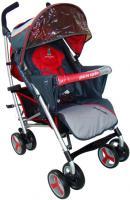 Детская прогулочная коляска Pierre Cardin PS518 (красный) -