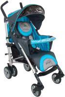 Детская прогулочная коляска Pierre Cardin PS538 (синий) -
