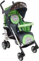 Детская прогулочная коляска Pierre Cardin PS538 (зеленый) -