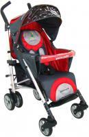 Детская прогулочная коляска Pierre Cardin PS538 (красный) -