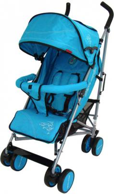 Детская прогулочная коляска Pierre Cardin PS568 (синий) - общий вид