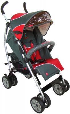 Детская прогулочная коляска Pierre Cardin PS627B (красный) - общий вид