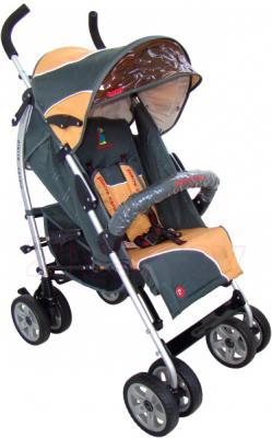 Детская прогулочная коляска Pierre Cardin PS627B (оранжевый) - общий вид