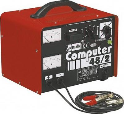 Зарядное устройство для аккумулятора Telwin Computer 48/2 Prof - общий вид