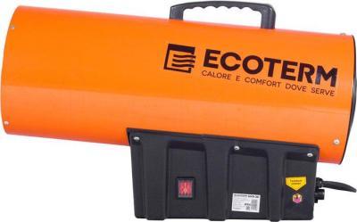 Тепловая пушка Ecoterm GHD-10 - вид сбоку