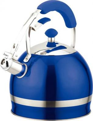 Чайник со свистком Bohmann BH-9933  - общий вид (цвет уточняйте при заказе)