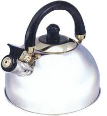 Чайник со свистком Bohmann BHL-635BK - общий вид