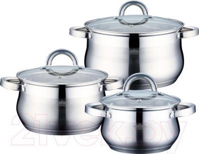 Набор кухонной посуды Peterhof PH-15237 - общий вид