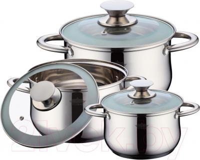 Набор кухонной посуды Peterhof PH-15259 - общий вид