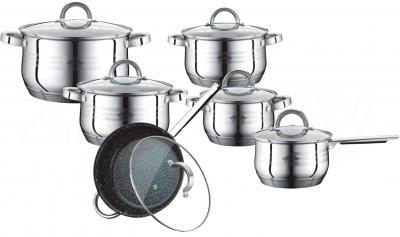 Набор кухонной посуды Peterhof PH-15767 - общий вид