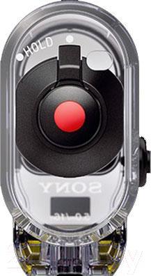 Водонепроницаемый корпус для экшн-камеры Sony SPK-AS2 - вид сзади