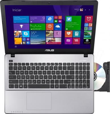 Ноутбук Asus X550LNV-XO237D - вид сверху