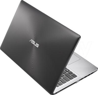 Ноутбук Asus X550LNV-XO237D - вид сзади