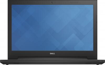 Ноутбук Dell Inspiron 15 (3542-1738) - фронтальный вид