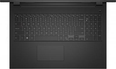 Ноутбук Dell Inspiron 15 (3542-1738) - вид сверху