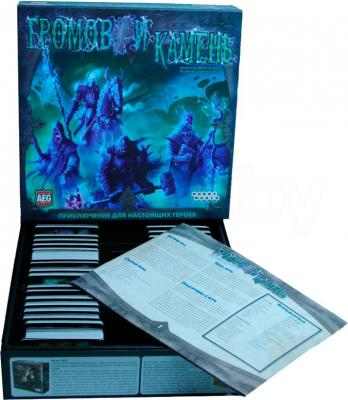 Настольная игра Мир Хобби Громовой Камень / Thunderstone - общий вид