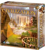 Настольная игра Мир Хобби Цивилизация Сида Мейера 1112 (3-е русское издание) -