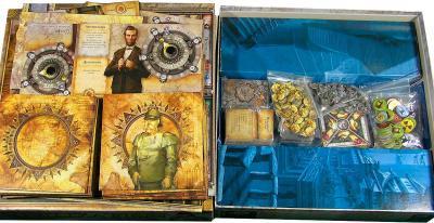 Настольная игра Мир Хобби Цивилизация Сида Мейера 1112 (3-е русское издание) - комплектация