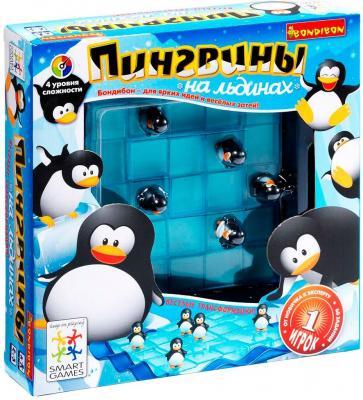 Настольная игра Bondibon Пингвины на льдинах - общий вид
