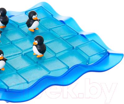 Настольная игра Bondibon Пингвины на льдинах