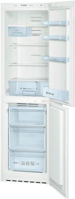 Холодильник с морозильником Bosch KGN39VW12R - общий вид