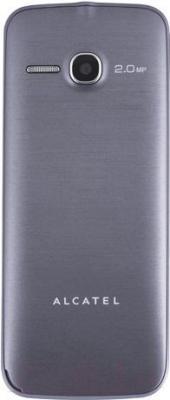 Мобильный телефон Alcatel 2005D (Officer) - вид сзади