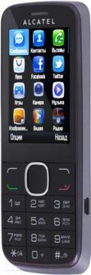 Мобильный телефон Alcatel 2005D (Officer) - вполоборота