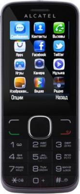 Мобильный телефон Alcatel 2005D (Officer) - общий вид