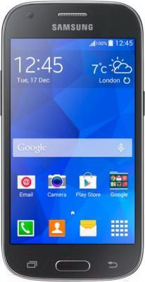 Смартфон Samsung Galaxy Ace Style / G357FZ (серый) - общий вид