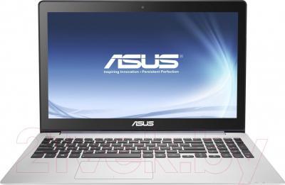 Ноутбук Asus K551LN-XX282D - фронтальный вид
