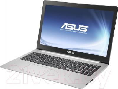 Ноутбук Asus K551LN-XX282D - общий вид