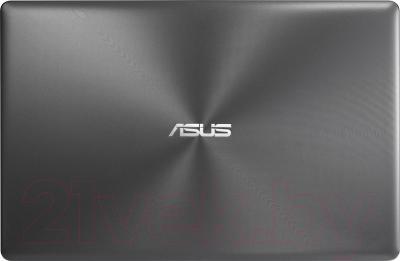 Ноутбук Asus X550LNV-XO233D - крышка
