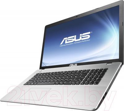 Ноутбук Asus X750JN-TY033D - общий вид
