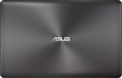 Ноутбук Asus X750JN-TY033D - крышка