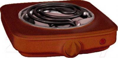 Электрическая настольная плита Cezaris ЭП НС 1001 (Brown) - общий вид