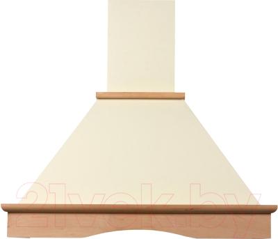 Вытяжка купольная Zorg Technology Драко (Oda) 1000 (90, неокрашенное дерево)