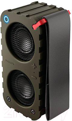 Портативная колонка Philips SB5200K/10 - общий вид