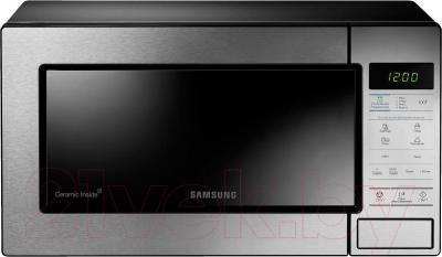 Микроволновая печь Samsung GE83MRTB/BW - общий вид