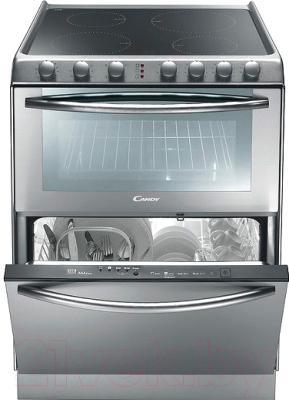 Кухонная плита Candy TRIO 9503 X