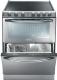 Кухонная плита с посудомоечной машиной Candy TRIO 9503 X -