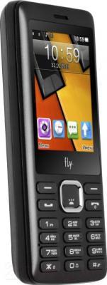 Мобильный телефон Fly DS132 (Dark Gray) - общий вид