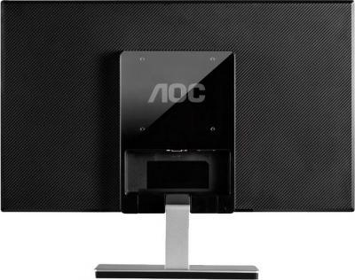 Монитор AOC I2276VWM - вид сзади