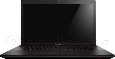 Ноутбук Lenovo G710 (59420712) - фронтальный вид