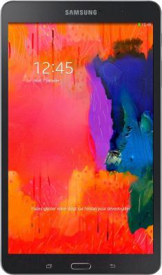 Планшет Samsung Galaxy Tab Pro 8.4 16GB LTE Black (SM-T325) - фронтальный вид
